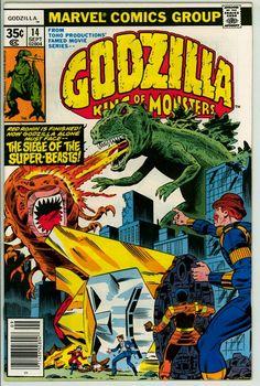 Godzilla 14 (FN 6.0)