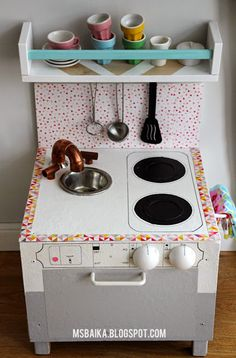 diy playkitchen by msbaika