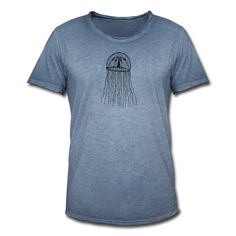 Qualle | T-Shirt | Jellyfish | Sea | Meer