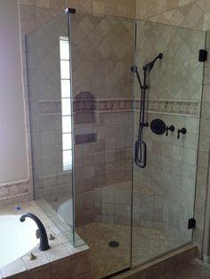 diy shower stall | Tile ideas for shower stalls