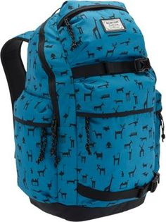8271d6a4ee5 Buy the Burton Kilo Pack at eBags - Available in a range of bold colors and  fashionable prints, this backpack offers fashion and functio