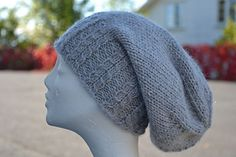 Feature a Free Pattern Friday! The Barley slouch hat by Marit Sættem would be a great cozy gift. Shorten the length for less slouch and it only takes one skein of our American Lamb! http://www.ravelry.com/patterns/library/barley-slouch-hat