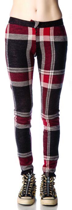 AGAIN Harding Style Pants | Dolls Kill