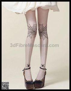 Spiderweb Panty Hose, Tights Stockings Leggings ST1827 on Etsy, $12.59 #pantyhose #sexy #ladies #women #ladyproducts #lush #smooth #fashion #stunning #legs #glamour