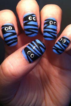 Little Miss Nailpolish: nail art