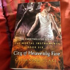 Cassandra Clare's magical world 'The Shadowhunter Chronicals', 'The Mortal Instruments'