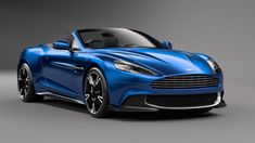 Aston Martin Vanquish S Volante is one beautiful swan song - Roadshow