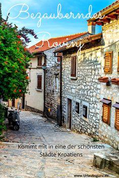 Romantisch und bezaubernd schön – so lässt sich Rovinj wohl am besten beschreiben. Lernt auch ihr die schöne Stadt Kroatiens kennen und lieben, vielleicht geht schon euer nächster Urlaub nach Istrien…?