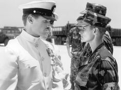 g.i jane | Still Of Demi Moore And Jason Beghe In G.I. Jane (1997) Picture