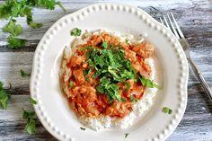 Рецепт. Курица в соусе тикка масала   Любимые рецепты