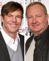 Brothers Dennis & Randy Quaid, born in Houston, TX