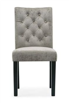 Buy Set Of 2 Moda Button Dining Chairs from the Next UK online shop