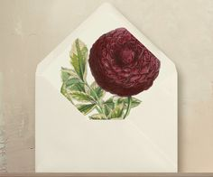 Add a touch of organic elegance to your correspondence with botanical envelope liners, featuring beautifully restored artwork from the 1800s.