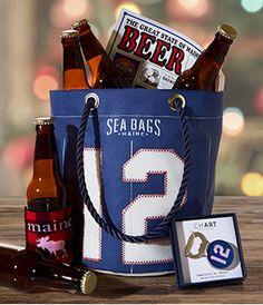 bc36140bc8 Sea Bags  12 MVP Beverage Bucket Bag Recycled Sail 9.5