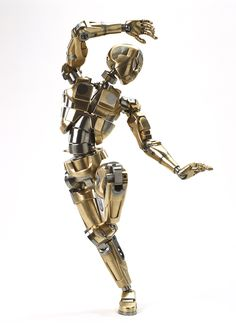 - (Uêba! Incredible Little Mech Sculpture)