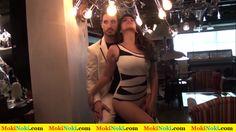 Sunny Leone with Daniel Weber On Mandate Magazine Cover January 2015 Issue 2