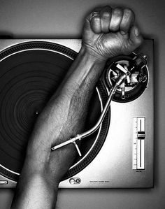 Addicted to Music. Powerful photography. A picture with a message, this makes you do a double take!