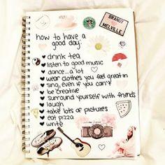 Faça uma lista das coisas que precisa fazer quando estiver se sentindo sobrecarregado com o mundo.   31 maneiras simples de tornar a vida mais fácil quando você está deprimido