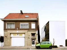 Woning Sabine, Vilvoorde   VAi - Vlaams Architectuurinstituut