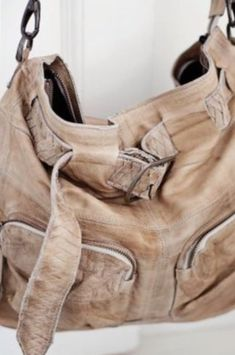395181fa89e Slouch Bags, Best Handbags, Purses And Handbags, Fashion Mode, Fashion Bags,
