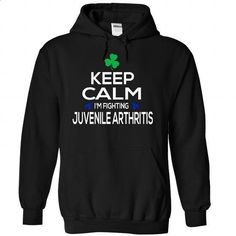 Keep - Juvenile Arthritis - #sweater nails #sueter sweater. PURCHASE NOW => https://www.sunfrog.com/LifeStyle/Keep--Juvenile-Arthritis-2044-Black-Hoodie.html?68278