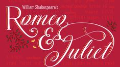 Learn how to design a typography based playbill poster advertising a performance of Romeo & Juliet, in this Adobe Illustrator tutorial. You will gain an unde...