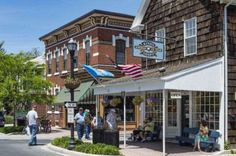 LEWES, DELAWARE: A visit to this seashore town could allow you some antique shopping in two states — there's a ferry that takes you to adorable Cape May, New Jersey. If you're staying put, definitely check out Lewes Mercantile Antiques, which puts over New Jersey, Travel Pictures, Travel Photos, Lewes Delaware, Delaware Usa, Paradise Falls, Places Worth Visiting, Exotic Places, Cape May