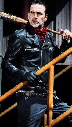 The Walking Dead - Negan Jeffrey ( Dean Morgan )