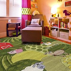 Take a look at the Lil Mo by Momeni Rugs event on zulily today!