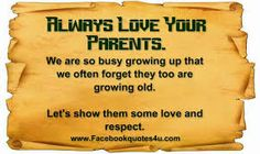 Image result for children showing respect to parents