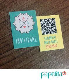 Convite individual todo com a carinha dos noivos
