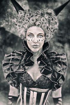 Photographer: April Martin - Amagination StudiosStylist/Hair/Makeup/Model: Lola Dee