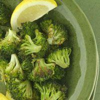 A different way to prepare broccoli.  YUMMY!