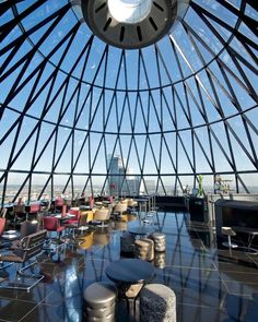 "30 St. Mary Axe ""the Gherkin"", Swiss Re Building, London"
