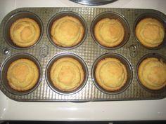 Corn Muffin or Cornbread- Candida Diet Recipe Yeast Free Diet, Yeast Free Recipes, Gluten Free Recipes, Gourmet Recipes, Snack Recipes, Healthy Recipes, Breakfast Recipes, Anti Candida Diet, Candida Diet Recipes