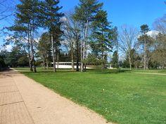 Vichy - parc omnisports - Rotonde de tennis