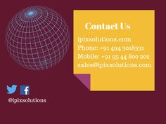 Contact IPIX Solutions one of the leading Digital Marketing Agency in India, you can also visit our site at http://ipixsolutions.com #seo #seoagency #india #digitalmarketing