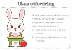 ukas utfordring Early Learning, Second Grade, Language, Classroom, Teaching, Education, Maths, Children, School