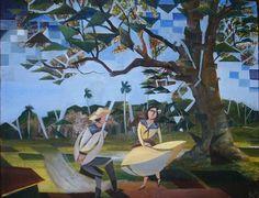 Painter: Luis Nishizawa
