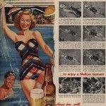 Hamm's, 1949 #beer
