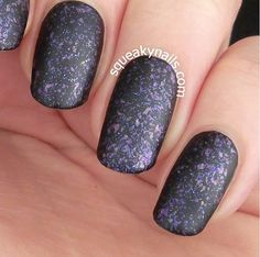 Andromeda Galaxy 10 ml handmade nail polish by PolishAlcoholic Cute Nail Art, Cute Nails, Pretty Nails, Andromeda Galaxy, Nail Envy, Beautiful Nail Designs, Nail Technician, Fabulous Nails, Hair And Nails