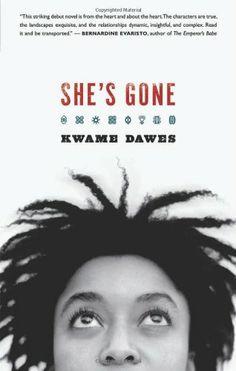 She's Gone by Kwame Dawes,http://www.amazon.com/dp/1933354186/ref=cm_sw_r_pi_dp_BdJdtb1BWB1W6EG2