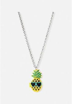 Mar 15, 2019 - Discover our selection of girls' necklaces. From cute friendship necklaces, to charm necklaces, to initial necklaces - find her favorites & shop Justice today! Charm Necklaces, Friendship Necklaces, Cute Necklace, Cool Necklaces, Girls Necklaces, Locket Necklace, Initial Necklaces, Pendant Necklace, Disney Jewelry