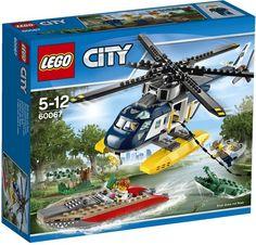 LEGO City Helikopter Achtervolging - 60067