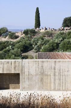Kilo Architectures . Volubilis visitor center, Morocco
