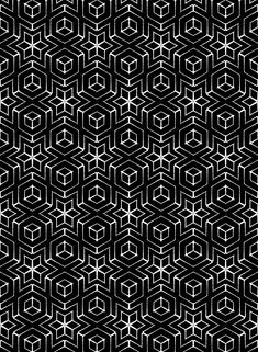 Visit the post for more. Tesselations, Vector Pattern, Pattern Design, Pattern Art, Geometric Designs, Geometric Tattoo Pattern, Geometric Shapes, Textures Patterns, Fabric Patterns