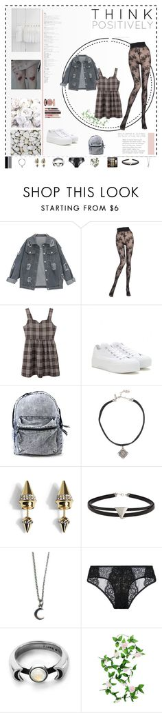 """Untitled #1693"" by suga-bts-v ❤ liked on Polyvore featuring Pierre Mantoux, Converse, Vanessa Mooney, Vita Fede, Forever 21, Zara Taylor, Blush, Pamela Love, WALL and Charlotte Tilbury"