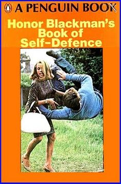 Honor blackmans book of self defence