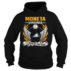 nice It's MONETA Name T-Shirt Thing You Wouldn't Understand and Hoodie