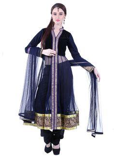 Cbazaar Alluring Net Punar Vivah Style Anarkali Suit